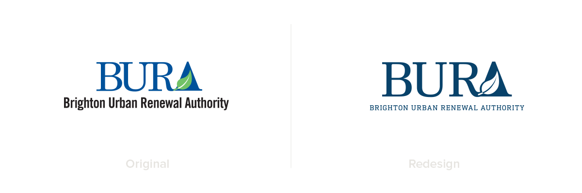 Image of BURA Ozzmata branding, brand identity and logo design