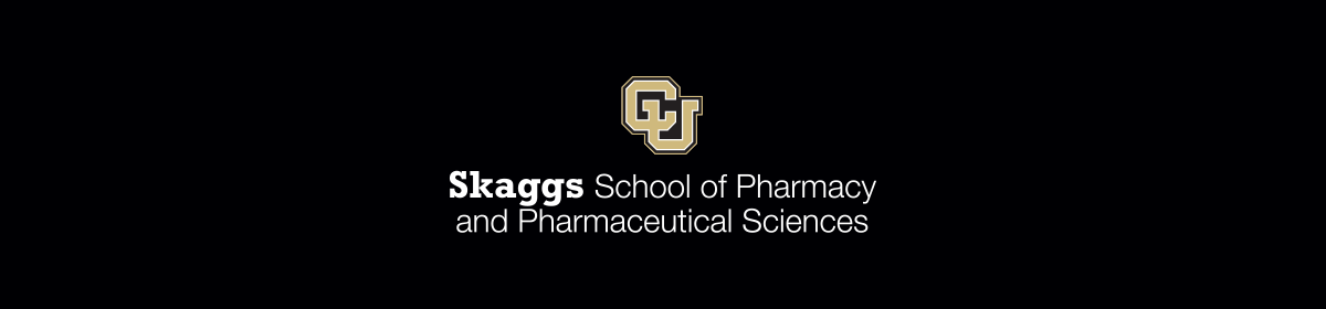 CU Skaggs School of Pharmacy Logo