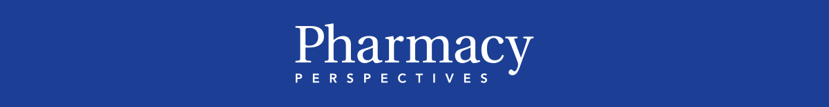 CU Skaggs School of Pharmacy, Pharmacy Perspectives Logo
