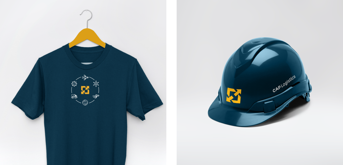 CAP Logistics Apparel, Ozzmata Creative