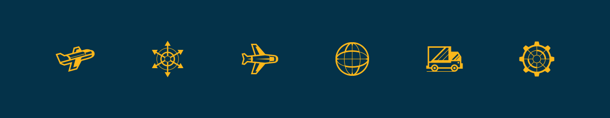 CAP Logistics Icons, Ozzmata Creative