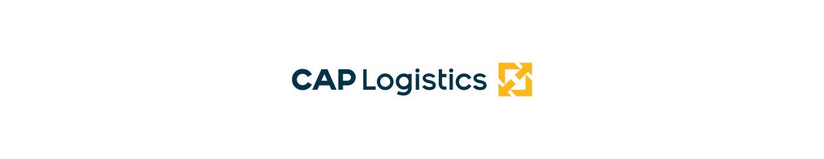 CAP Logistics Logo, Ozzmata Creative