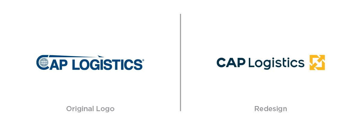 CAP Logistics Identity Redesign, Ozzmata Creative