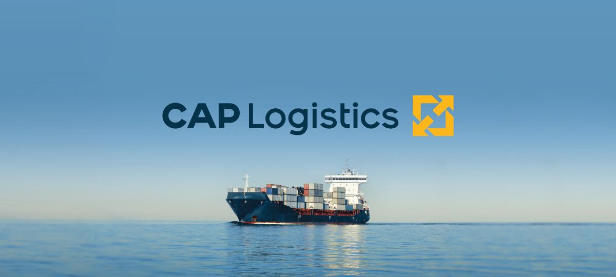 Cap Logistics Brand Identity Designed by Ozzmata