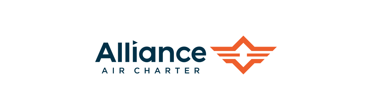 Alliance Air Charter | Logo | Design by Ozzmata.com