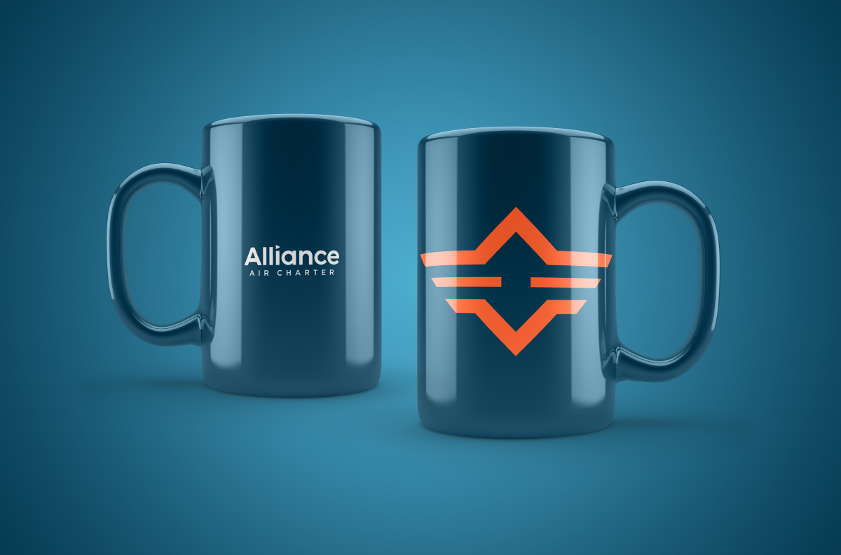 Alliance Air Charter | Coffee Mug | Design by Ozzmata.com