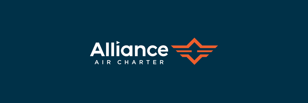 Alliance Air Charter | Logo| Design by Ozzmata.com